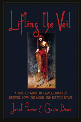 Lifting the Veil cover